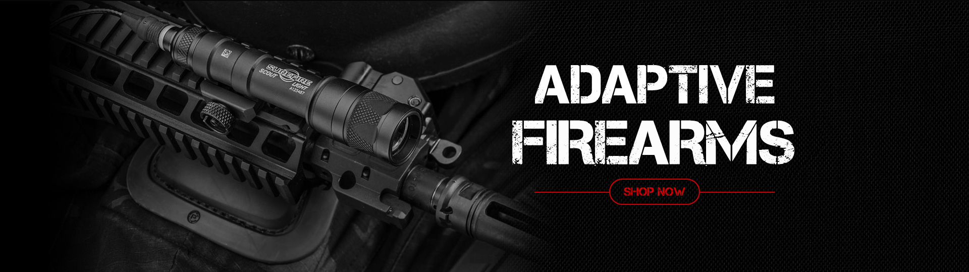 Adaptive Firearms Institute offers tactical firearms training using